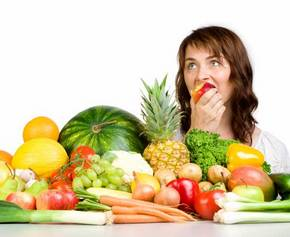 Eat Fruits And Vegetables